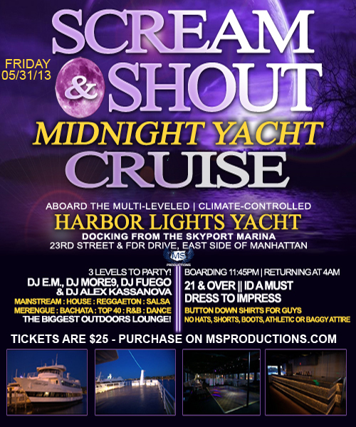 Harbor Lights Yacht