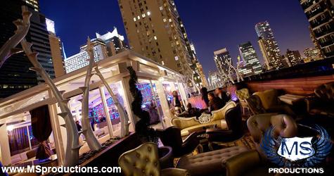 Xvi Rooftop Lounge Parties Amp Free Birthday Celebrations